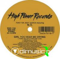 N.V. - Girl You Hear Me Crying [12'' Vinyl HPR 1992]