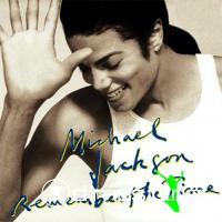 Michael Jackson - Remember The Time [Remixes] (Maxi-CD-1992)