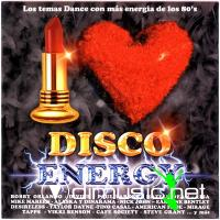 I Love Disco Energy Vol. 2