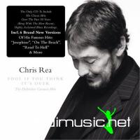 Chris Rea - Fool If You Think It's Over