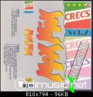 MAX MIX CRECS VOL.2 (1993)