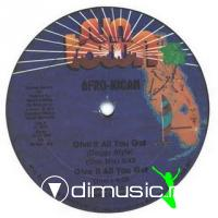 Afro Rican - Give It All You Got [12'' Vinyl 1987]