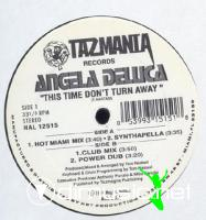 Angela Deluca - This Time Don't Turn Away [12'' Vinyl 1994]