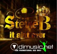 Stevie B - It Ain't Over  [Maxi Single 2009]