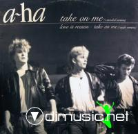 A-ha - Take On Me (Extended Version) [12'' Vinyl 1985]