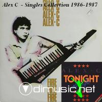 Alex C  - Singles Collection 1986-1987