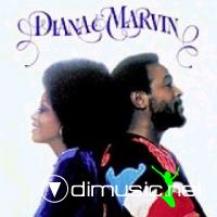"Diana Ross & Marvin Gaye ??"" Diana & Marvin 1973"