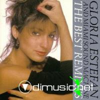 Gloria Estefan & Miami Sound Machine - The Best Remixes (1989)