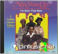 Loleatta Hathaway -  NEW YORK CITY i'm doin' fine now.1974
