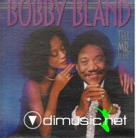 Bobby Bland - Tell Mr. Bland (Vinyl, LP, Album) 1983