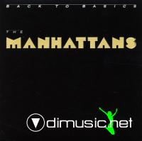 The Manhattans - Back To Basics (1986)