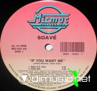 Soav?© - If You Want Me [12'' Vinyl Micmac Records]