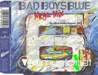 Bad Boys Blue - Megamix [The Official Bootleg Megamix vol.1][Maxi Single 1990]