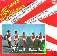 HOT DANCE FROM - PHILADELPHIA 1975