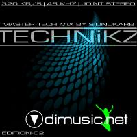 TECHNiKZ-02 (MiXED by SidNoKarb)(2009)
