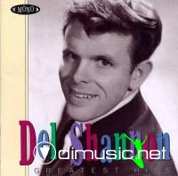 Del Shannon - All Albums (+ rare bootlegs feat. Jeff Lynne (ELO) & demo versions) (1961-2004)
