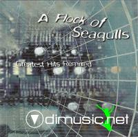 A Flock Of Seagulls - Greatest Hits Remixed - 1999