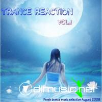 Trance Reaction Vol.1 (2009)