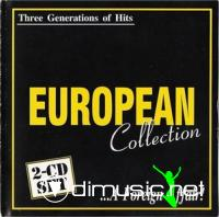 V.A. - European Collection - ...A Foreign Affair! (2cd)