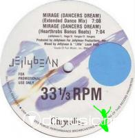 Jellybean - Just A Mirage (ft.Adele Bertei)/Mirage (ft.India) [12'' Vinyl 1988]