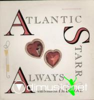 Atlantic Starr - Always [12'' Vinyl 1987]