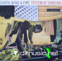 Earth, Wind & Fire - System Of Survival (12 Mixes) (Vinyl) 1987
