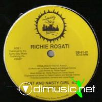 Richie Rosati - Fast And Nasty Girl [12'' Vinyl 1991]