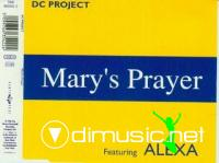 Dc Project Ft.Alexa - Mary's Prayer [Maxi-Single 1996]