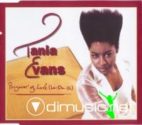 Tania Evans - Prisoner Of Love (La-Da-Di) [Maxi-Single 1997]