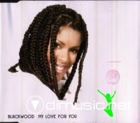 Blackwood - My Love For You [Maxi-Single]