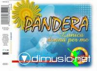 Pandera - Lunica Donna Per Me [Maxi Single 1998]