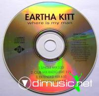 Eartha Kitt - Where Is My Man [Maxi-Single 1993]
