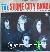 STONE CITY BAND - Out From The Shadow (1983)