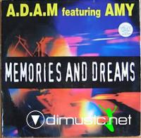 A.D.A.M. - Memories And Dreams - Single 12 '' - 1995
