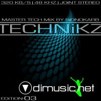TECHNiKZ-03 (MiXED by SidNoKarb)(2009)
