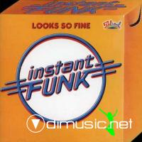 Instant Funk - Looks So Fine - 1982 - CD - (+ 2 Tracks) - RARE