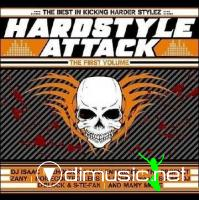 Hardstyle Attack 2009