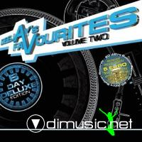 Deejays Favourites Vol 2 (B-Day Deluxe Edition)