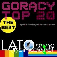 Goracy Top 20 The Best Lato 2009