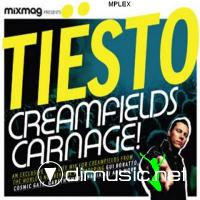 Mixmag Presents Tiesto Creamfields Carnage