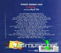 Streetparade Official Trance Compilation 2009