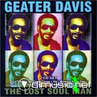 Geater Davis - The Lost Soul Man (2005) Full CD's