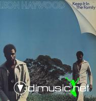 Leon Haywood -  keep it the family 1974