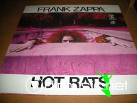FRANK ZAPPA - HOT RATS (ORIGINAL US LP) 1969