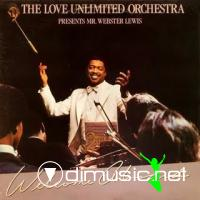 Love Unlimited Orchestra, The* Presents Mr. Webster Lewis* - Welcome Aboard