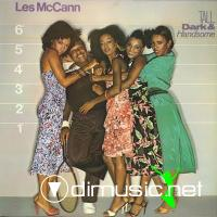 Les McCann - tall dark & handsome 1979