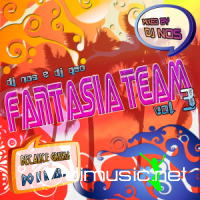 DJ Nos - Fantasia Team Vol.3 (2009)