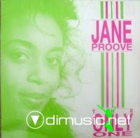 Jane Proove - The Only One [12'' Vinyl 1988]