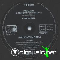 The Jonzun Crew - Pack Jam (Look Out For The Ovc) [12'' Vinyl 1982]