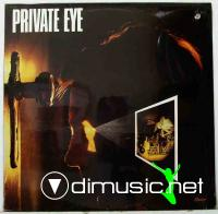 Private Eye - Private Eye 1983 (fantasy records)